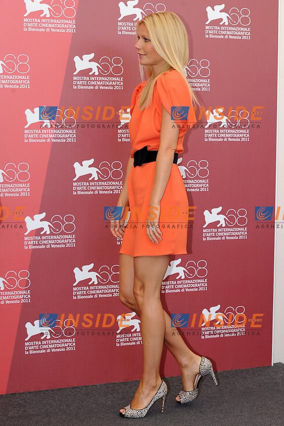 Gwineth PALTROW.venezia 03-09-2011 .68.mostra del cinema.photocall del film contagion.foto insidefoto massimo oliva