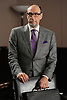 """""""Anatomy of a Joke""""-- F Murray Abraham as Burl Preston, who is representing a television network that is suing a comedienne for indecency, on THE GOOD WIFE, Sunday Nov 11 (9:00-10:00 PM, ET/PT) on the CBS Television Network. Photo: David M. Russell/CBS ??©2012 CBS Broadcasting, Inc. All Rights Reserved"""