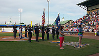 05.22.2015 - MiLB Hagerstown vs Lexington