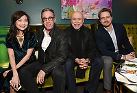 LOS ANGELES, CA - FEBRUARY 6:  Krista Marie Yu, Tim Allen, Hector Elizondo and Christoph Sanders attend the FOX Winter TCA 2019 All Star Party at The Fig House on February 6, 2019 in Los Angeles, California. (Photo by Stewart Cook/Fox/PictureGroup)