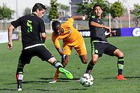 Ivory Coast Under-20 vs Mexico Under-20 28-05-15