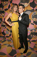 05 January 2020 - Beverly Hills, California - Mike Moh, Richelle Moh. 2020 HBO Golden Globe Awards After Party held at Circa 55 Restaurant in the Beverly Hilton Hotel. Photo Credit: FS/AdMedia