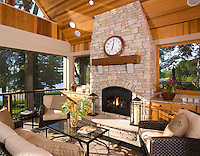 Stonewood Design & Build '09 Twin Cities Luxury Home Tour Model, photographer James Michael Kruger.