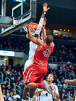 Fairfield MBB at Providence 11/23/2012