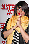 Raven-Symone as she celebrates her Broadway Debut in 'Sister Act' at Ava Lounge in the Dream Hotel in New York City on 3/27/2012.