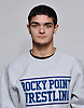 Anthony Cirillo of Rocky Point poses for a portrait during the 2015 Newsday Players to Watch wrestling photo shoot at company headquarters on Monday, Dec. 14, 2015.