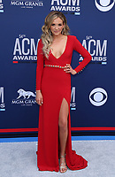 07 April 2019 - Las Vegas, NV - Carly Pearce. 2019 ACM Awards at MGM Grand Garden Arena, Arrivals. Photo Credit: mjt/AdMedia