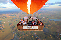 20140402 April 02 Hot Air Balloon Gold Coast