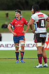 NELSON, NEW ZEALAND - SEPTEMBER 15: Tasman Mako v North Harbour. Trafalgar Park, Nelson, New Zealand. Saturday 15 September 2019. (Photos by Barry Whitnall/Shuttersport Limited)