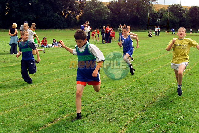 Runners in the Ferdia Athletics Club sports day in Ardee..Picture: Paul Mohan/Newsfile
