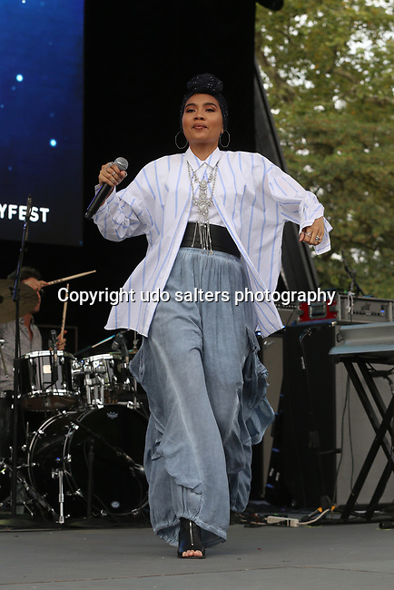 Ozy Fest 2017 Held at Central Park