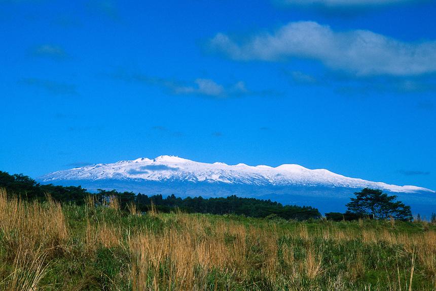Mauna Kea, Hawaii Volcanoes National Park, Big Island, Hawaii, US