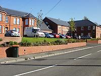 2020 04 24 Covid-19 Coronavirus pandemic, Cardiff, Wales, UK.