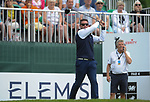 Irelands Keith Duffy <br /> <br /> Golf - Day 1 - Celebrity Cup 2018 - Saturday 30th June 2018 - Celtic Manor Resort  - Newport<br /> <br /> &copy; www.sportingwales.com- PLEASE CREDIT IAN COOKCelebrity Cup 2018<br /> Celtic Manor Resort<br /> 30.06.18<br /> &copy;Steve Pope <br /> Fotowales
