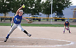Nevada Sharks compete in an 8U game in the AWS World Series at Edmonds Sports Complex, in Carson City, Nev., on Friday, July 11, 2014.<br /> Photo by Cathleen Allison