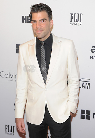 New York,NY- June 10: Zachary Quinto attends the amfAR Inspiration Gala at The Plaza Hotel In New York City on June 10, 2014 . Credit: John Palmer/MediaPunch