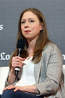 LOS ANGELES, CA -APRIL 14: Chelsea Clinton, at 2019 Los Angeles Times Festival Of Books Day 2 at University of Southern California in Los Angeles, California on April 14, 2019.<br /> CAP/MPI/FS<br /> ©FS/MPI/Capital Pictures