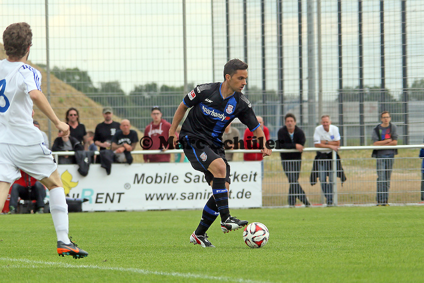 Andre Schembri (FSV) - VfB Ginsheim vs. FSV Frankfurt