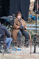 www.acepixs.com<br /> <br /> February 21 2017, New York City<br /> <br /> Actress Melissa McCarthy was on the Central Park set of the new movie 'Can You Ever Forgive Me' on February 21 2017 in New York City<br /> <br /> By Line: Zelig Shaul/ACE Pictures<br /> <br /> <br /> ACE Pictures Inc<br /> Tel: 6467670430<br /> Email: info@acepixs.com<br /> www.acepixs.com