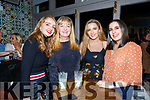 Sharon Murphy from Listellick celebrating her 50th birthday in the Fiddler Bar on Saturday night with her daughters Katie,Rebecca and Natalie Murphy.<br /> L to r: Katie, Sharon, Rebecca and Natalie Murphy.