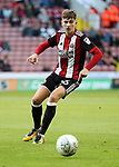 David Brooks of Sheffield Utd during the Carabao Cup round One match at Bramall Lane Stadium, Sheffield. Picture date 9th August 2017. Picture credit should read: Jamie Tyerman/Sportimage