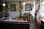 Butcher's shop, Zuiderzee museum, Enkhuizen, Netherlands