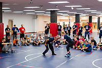 20171021 Shock and Awe Wrestling Clinic