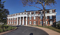 O'Neil Hall at the University of Virginia in Charlottesville, Va. Photo/Andrew Shurtleff