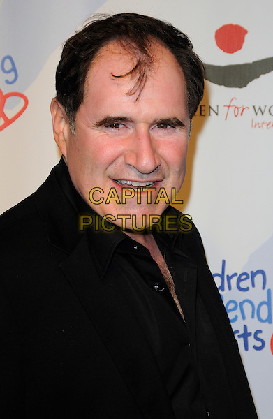 "RICHARD KIND .arriving at Children Mending Hearts' 3rd Annual ""Peace Please"" Gala at the Music Box @ Fonda in Hollywood, California, USA, April 16th, 2010.  .arrivals portrait headshot black shirt .CAP/ROT.©Lee Roth/Capital Pictures"