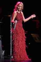 www.acepixs.com<br /> <br /> February 14 2017, Ft Lauderdale<br /> <br /> Kristin Chenoweth performs a Valentine's concert at The Broward Center on February 14, 2017 in Fort Lauderdale, Florida<br /> <br /> By Line: Solar/ACE Pictures<br /> <br /> ACE Pictures Inc<br /> Tel: 6467670430<br /> Email: info@acepixs.com<br /> www.acepixs.com