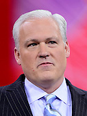Matt Schlapp, Chairman, American Conservative Union, Former White House Political Director, speaks at the Conservative Political Action Conference (CPAC) at the Gaylord National at National Harbor, Maryland on Friday, February 27, 2015.<br /> Credit: Ron Sachs / CNP