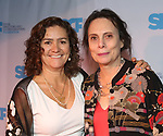 Marcela Lorca and Emily Mann during The Third Annual SDCF Awards at The The Laurie Beechman Theater on November 12, 2019 in New York City.