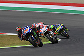 June 4th 2017, Mugello Circuit, Tuscany, Italy; MotoGP Grand Prix of Italy, Race day; Maverick Vinales (Movistar Yamaha) during the race