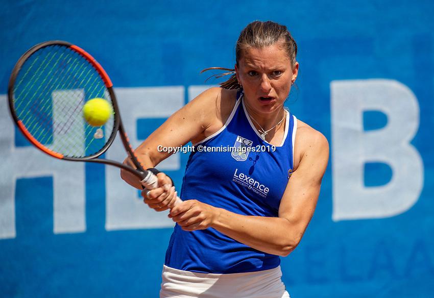 Zandvoort, Netherlands, 9 June, 2019, Tennis, Play-Offs Competition, Quirine Lemoine (NED)<br /> Photo: Henk Koster/tennisimages.com