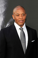 "LOS ANGELES - JUN 22:  Dr Dre at ""The Defiant Ones"" HBO Premiere Screening at the Paramount Theater on June 22, 2017 in Los Angeles, CA"