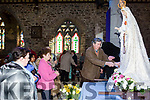 Our Lady of Fatima Centennial Statue for Europe visited St. John's Church on Saturday