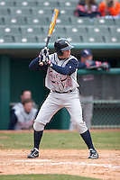 SAN ANTONIO, TX - FEBRUARY 19, 2006: The United States Military Academy Black Knights vs. The University of Texas at San Antonio Roadrunners Baseball at Nelson Wolff Stadium. (Photo by Jeff Huehn)