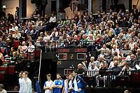 GRONINGEN - Volleybal, Abiant Lycurgus - Luboteni, voorronde Champions League, seizoen 2017-2018, 26-10-2017 volle tribune