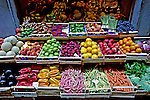 Loja de frutas e legumes em Florença. Itália. Foto de Juca Martins.