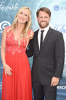 "LOS ANGELES - JUL 9:  Bethany Hamilton, Aaron Lieber at the ""Bethany Hamilton: Unstoppable"" Los Angeles Premiere at the ArcLight Theater on July 9, 2019 in Los Angeles, CA"