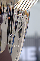 Toronto, ON, Canada - Thursday Dec. 08, 2016: MLS Cup during a press conference prior to MLS Cup at BMO Field.