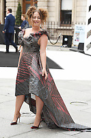 Jaime Winstone arrives for the VIP preview of the Royal Academy of Arts Summer Exhibition 2016