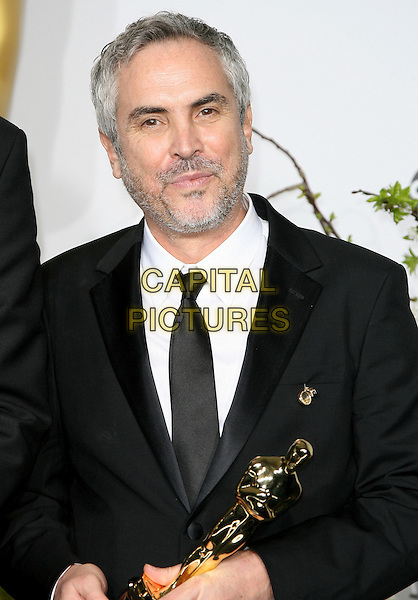 02 March 2014 - Hollywood, California - Alfonso Cuaron. 86th Annual Academy Awards held at the Dolby Theatre at Hollywood &amp; Highland Center. <br /> CAP/ADM<br /> &copy;AdMedia/Capital Pictures