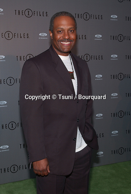 "James Pickens Jr. arriving  at the Series Final Wrap Party for "" X-Files"". The party was at the House of Blues in Los Angeles. April 27, 2002.           -            PickensJamesJr_23.jpg"