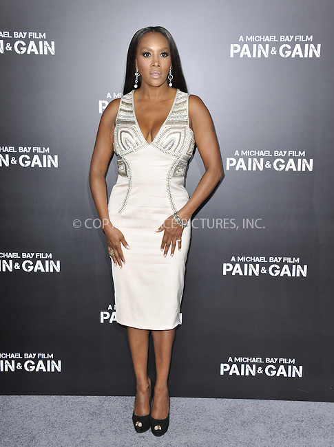 WWW.ACEPIXS.COM....April 22 2013, LA....Vivica A. Fox arriving at the 'Pain & Gain' premiere held at TCL Chinese Theatre on April 22, 2013 in Hollywood, California. ....By Line: Peter West/ACE Pictures......ACE Pictures, Inc...tel: 646 769 0430..Email: info@acepixs.com..www.acepixs.com