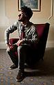 Sitting Room Comedy, Harrogate, UK, 12.10.11. Picture shows: Dan Antopolski.
