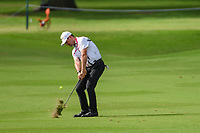 Rory Sabbatini (RSA) hits his approach shot on 2 during round 2 of the 2019 Charles Schwab Challenge, Colonial Country Club, Ft. Worth, Texas,  USA. 5/24/2019.<br /> Picture: Golffile   Ken Murray<br /> <br /> All photo usage must carry mandatory copyright credit (© Golffile   Ken Murray)