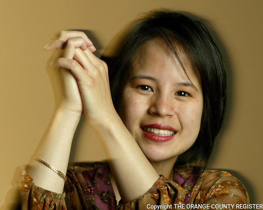 Rosabelle Nguyen - Massage Therapist. Portfolio only.