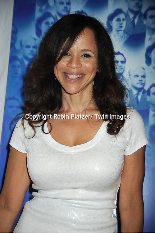 "Rosie Perez attends the special screening of ""The Master"" on September 11, 2012 at The Ziegfeld Theatre in New York City which was presented by The Peggy Siegal Company."