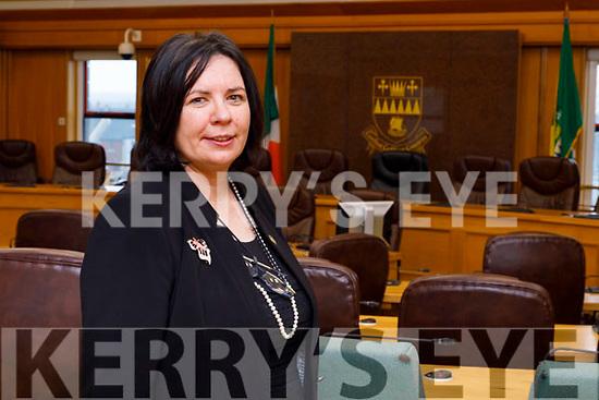 Moira Murrell, CEO Kerry County Council.